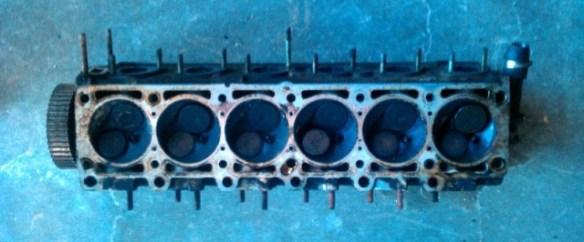 E34 5-Series 525i 1989-1990 Cylinder Head